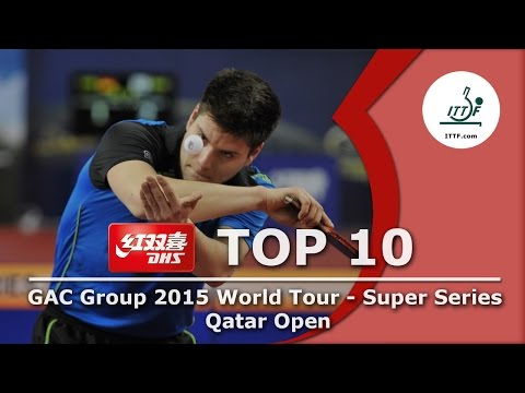 DHS Top 10 - 2015 Qatar Open