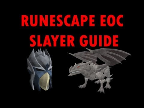 RuneScape | EoC Slayer Guide | Steel Dragons!