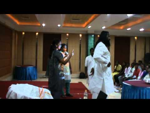 Sri Ramachandra Guruji Mysore Workshop. Power Of Imagination video