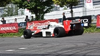 McLaren MP4-5 @MEGA WEB
