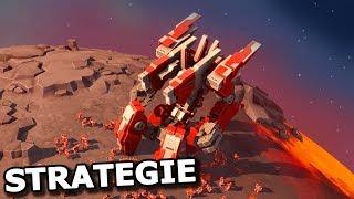 Obrovský robot který téměř ničí planety - PA:Titans #1