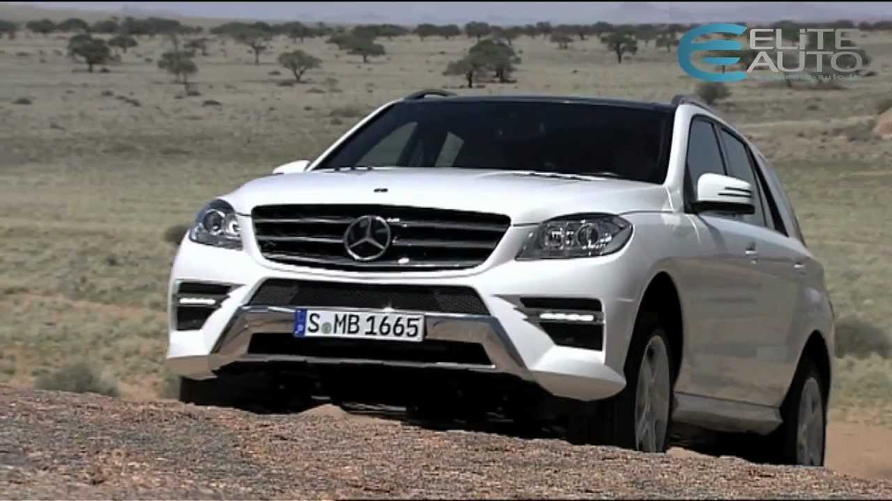 reportage mercedes ml 250 bluetec 204ch youtube. Black Bedroom Furniture Sets. Home Design Ideas