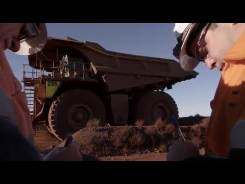 BHP Billiton Graduate Profile Angus Jones