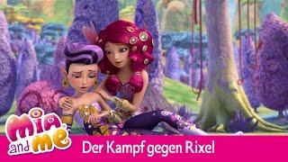 Der Kampf gegen Rixel und Co - Mia and me
