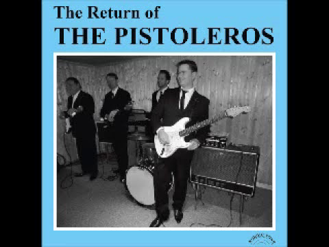 The Pistoleros - Lise Lotte