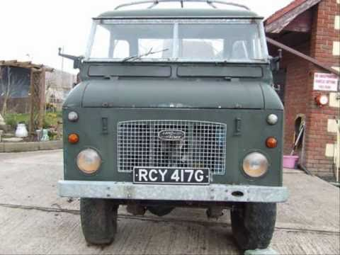 Land Rover Forward Control Youtube