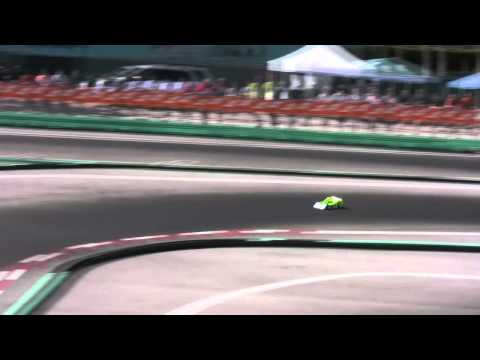 IFMAR 1/8th scale Worlds, Miami - Qualifying Heat 13 Round 3