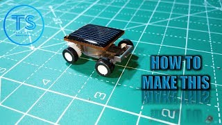 World's Smallest Solar Car Unboxing and Review