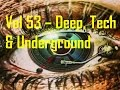 Vol 53 Deep House Tech House Underground Aug 2016 Mix mp3