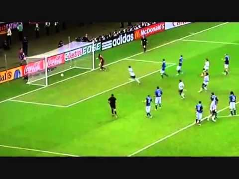Balotelli super goal - ITALY vs GERMANY 2-1, semifinal euro 2012