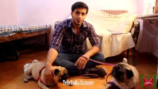 Param Singh talks about his dogs