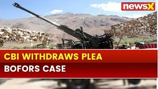 Bofors Case: CBI and private petitioner have both withdrawn their pleas