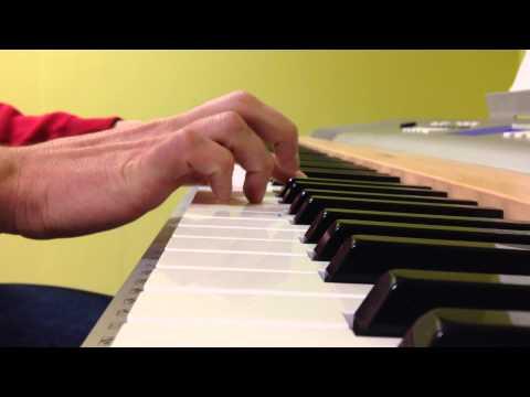 Nauka Gry Na Pianinie, Tydzień 4