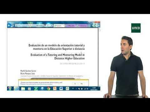 Búsqueda de información en Google Académico