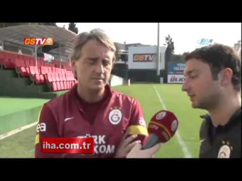 Galatasaray'da Mancini dönemi sona erdi