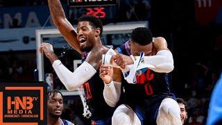 Oklahoma City Thunder vs Phoenix Suns Full Game Highlights | 10.28.2018, NBA Season