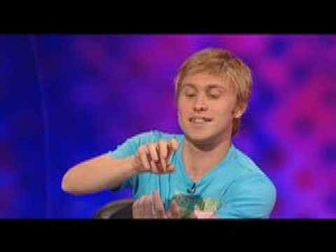 Russell Howard - tickling chickens Video