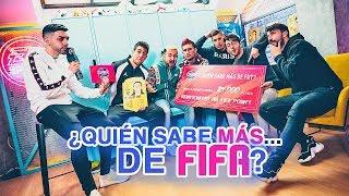 ¿QUIÉN SABE MÁS DE FIFA?... **CONCURSO**
