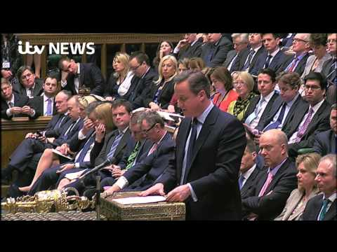 David Cameron on EU reform proposals: Full statement