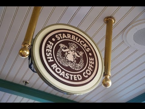 New Starbucks at Main Street Bakery in Magic Kingdom