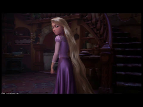 Elsa and Jack Frost and Rapunzel (love + sad story part 2)