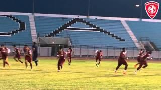 معسكر نادي الفيصلي السعودي في الدمام 2014-11-20