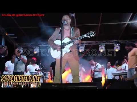 Luis Vargas Yo no Muero en Mi Cama  LIVE Festival Dominicano De Perth Amboy New Jersey 2014