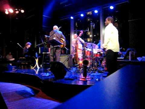 Kenny Burrell quintet live