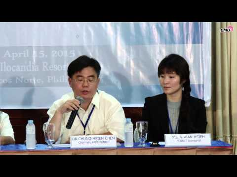 Asia-Pacific Economic Cooperation (APEC) Press Conference in Ilocos Norte