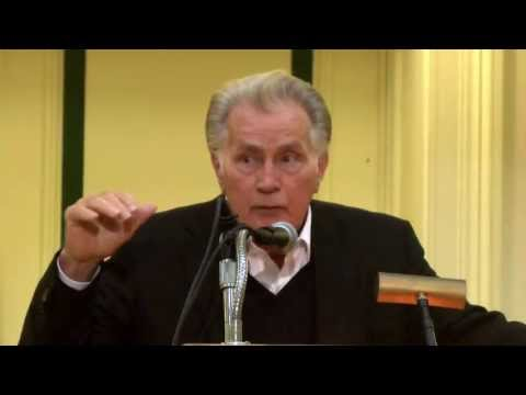 THOMAS MERTON AWARD RECEPTION HONORING MARTIN SHEEN