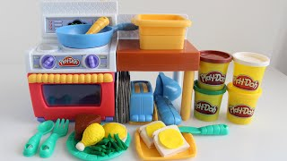 Play Doh Meal Makin Kitchen - Play Doh Food