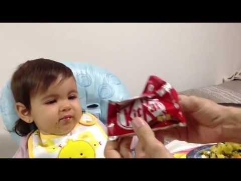 Seu Bebê Não Quer Comer? Solução Infalível! Your Baby Won't Eat? Here's A Fool Proof Solution! video