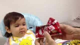Seu bebê não quer comer? solução Infalível! Your baby won't eat? Here's a fool proof solution!
