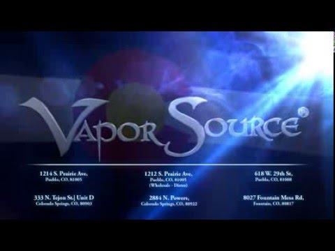 Vapor Source Commercial Spring 2016