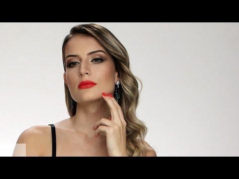 Makeup Scarlett Johansson