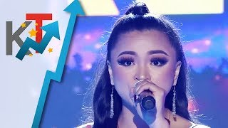 TNT All Star Grand Resbak Round 1 Ferlyn Suela sings Destiny's Child's 'Stand Up for Love'