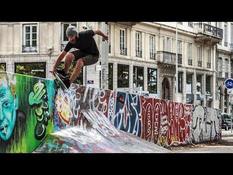 The Cliché Skate Squad's Tour de Vélo