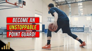 How to: Become an Unstoppable Point Guard! [Basketball Scoring Moves for Guards]