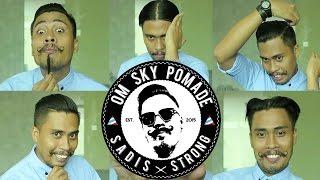 Om Sky Pomade #SADIIS