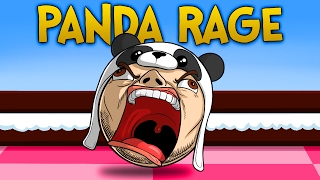 PANDA HAS LOST HIS MIND!! - Golf With Friends Funny Moments