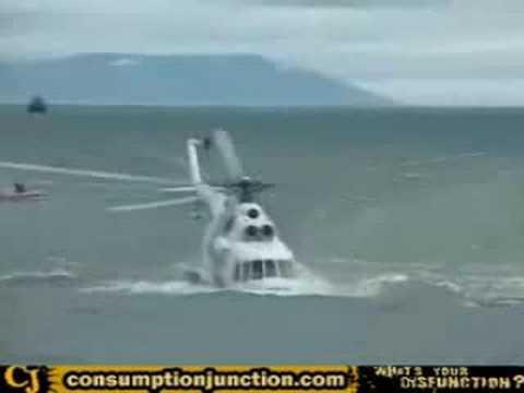acidente de Helicóptero