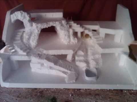 How to make a Christmas Crib - Presepio
