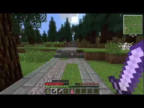 Мод MineZ для Minecraft, 1 серия: Введение [1080p HD]