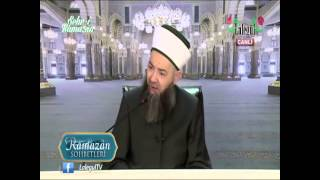 Cübbeli Ahmet Hocaefendi ile Ramazan Sohbetleri - 1