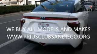 Prius Club San Diego we buy all types of Toyota in SD