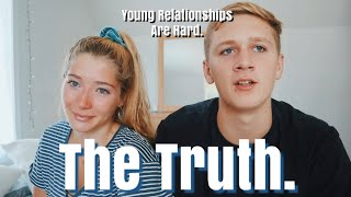 How this pregnancy has impacted our relationship // teen parenting