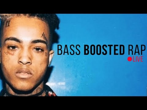 Hard Rap Music | 24/7 Hype Rap - Bass Boosted