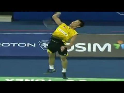 QF - MS - Nguyen Tien Minh vs Lee Chong Wei - 2011 Proton Malaysia Open