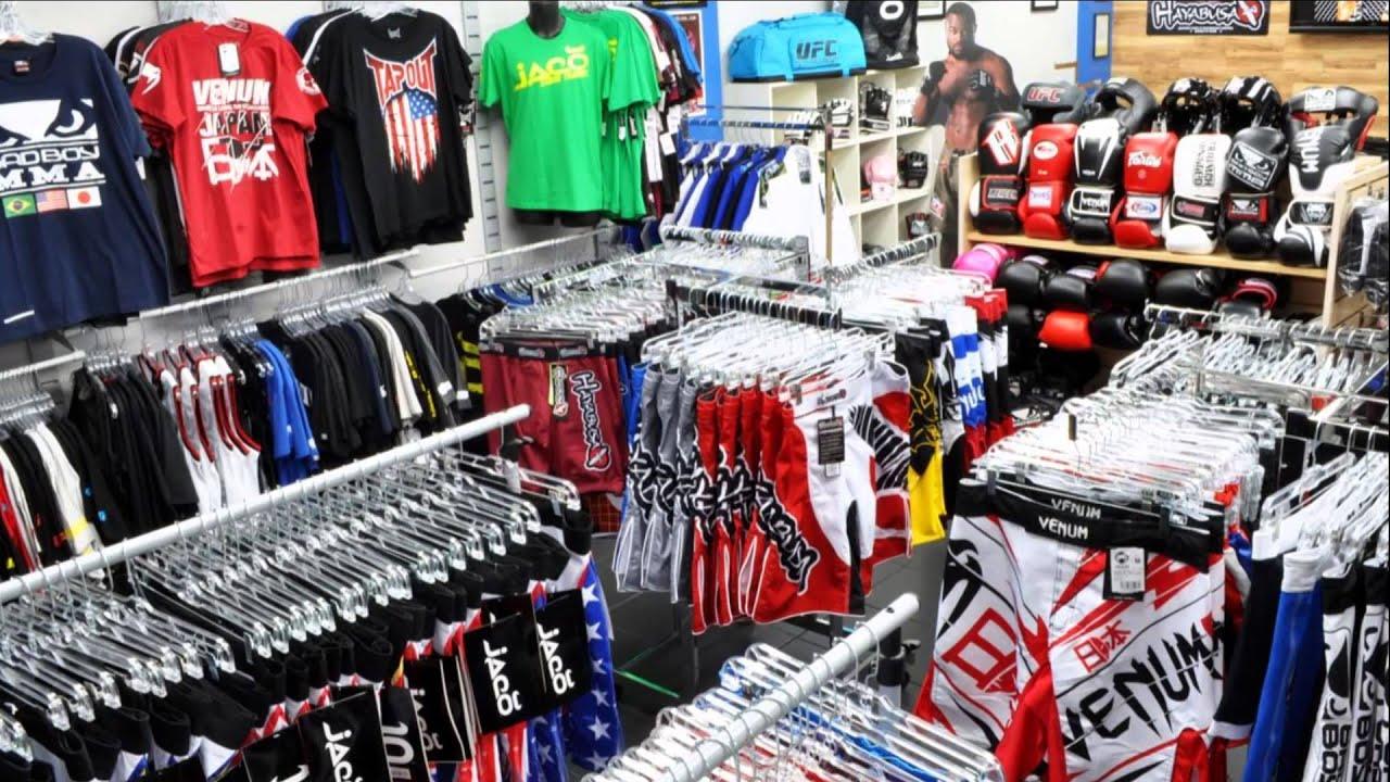 Miami S Premier Mma Store Quot Msm Fight Shop Mma Quot Youtube