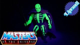 MATTEL - MASTERS OF THE UNIVERSE SCARE GLOW RECENSIONE (ita)